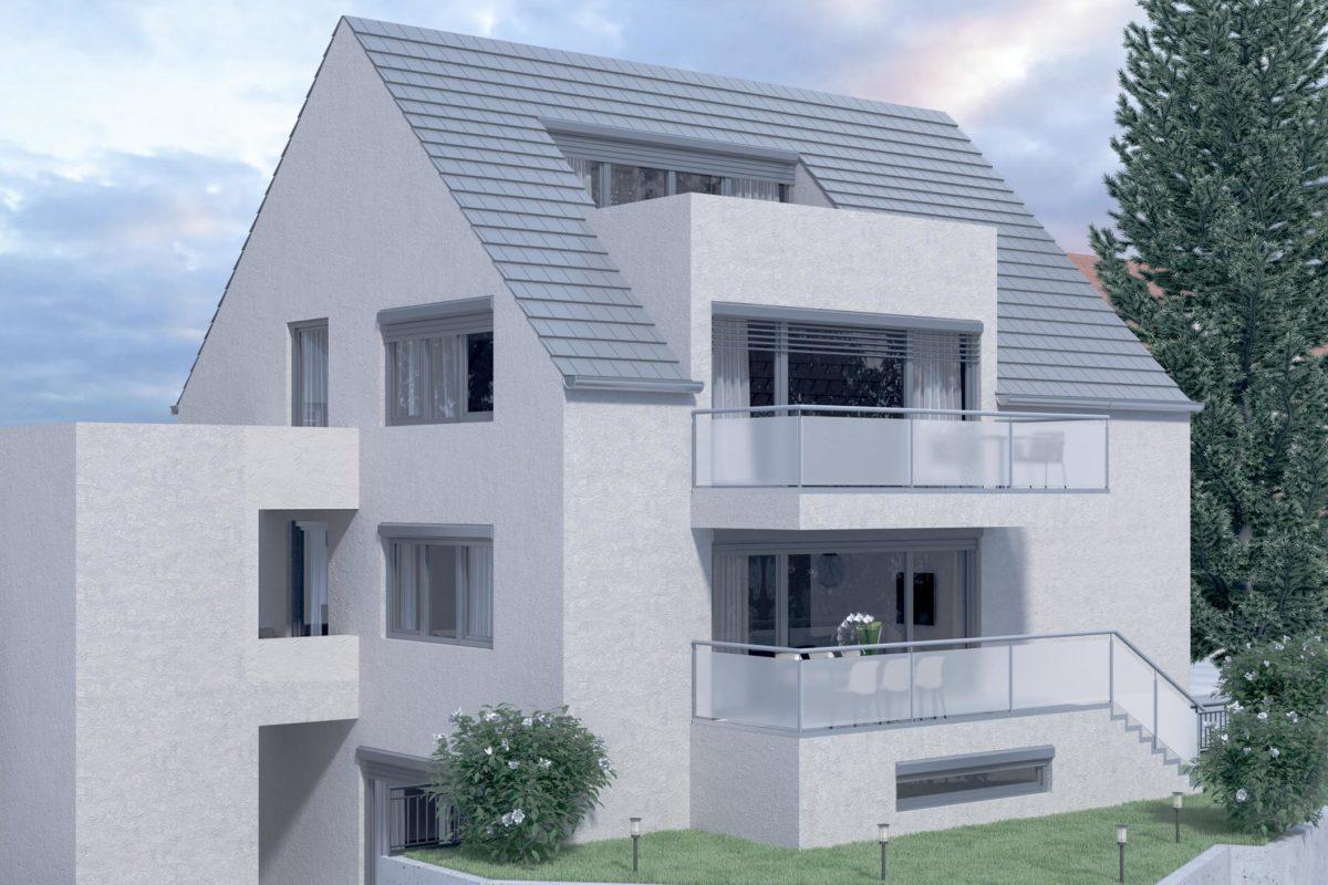 Hochwertiger Neubau – barrierefrei mit Terrasse!