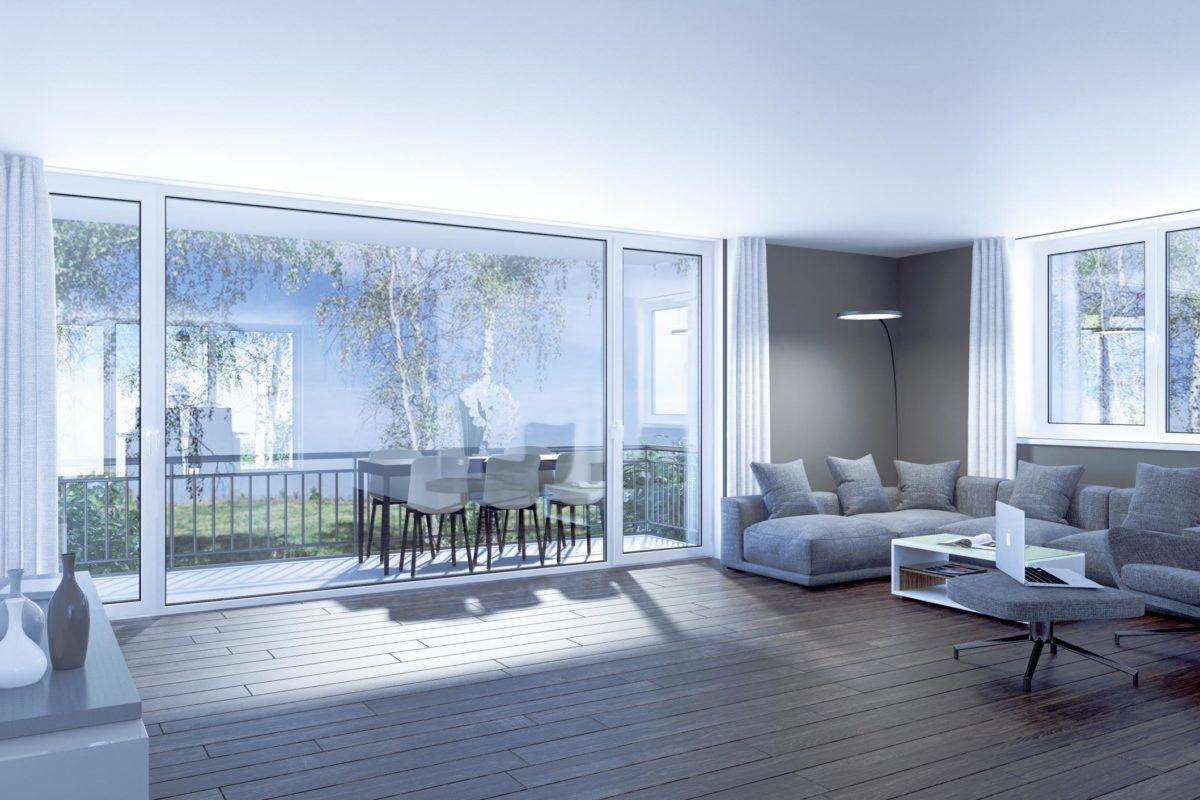 Hausalternative – hochwertiger Neubau mit Garten!