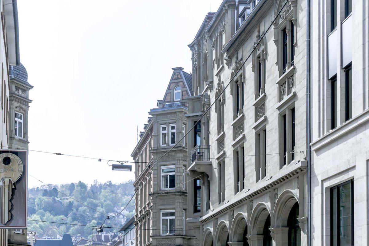 Stuttgart West – 3 Zimmer